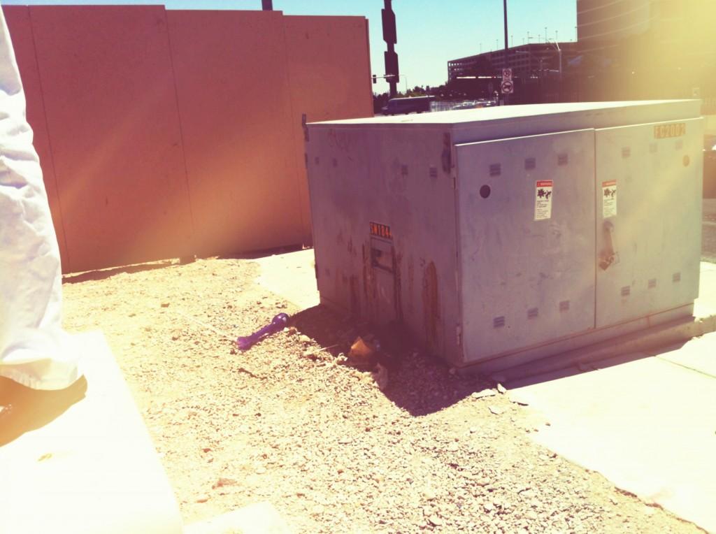 The poop of Las Vegas