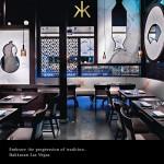 Hakkasan restaurant print advertising