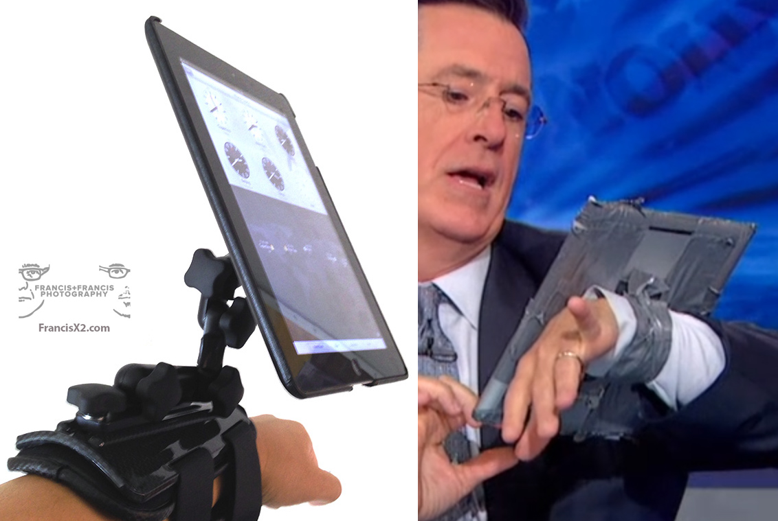 Who Mocked it Better? Francisx2 blog post from October 2014, Colbert from September 10,2014